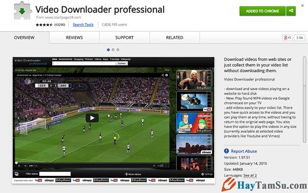 Hình 2 - Hướng dẫn chi tiết 4 cách tải video từ Youtube nhanh chóng, hiệu quả