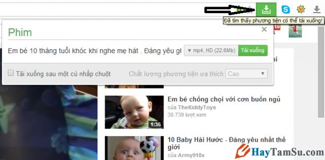 Hình 3 - Hướng dẫn chi tiết 4 cách tải video từ Youtube nhanh chóng, hiệu quả