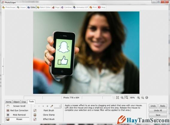 Hình 2 - Những phần mềm chỉnh sửa ảnh miễn phí cho máy tính