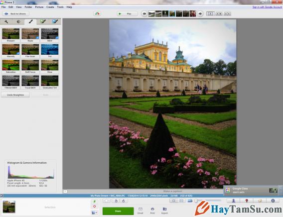 Hình 3 - Những phần mềm chỉnh sửa ảnh miễn phí cho máy tính