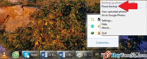 Hình 8 - Cách cài đặt ứng dụng Google Photos trên máy tính