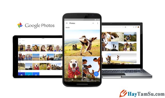 Hình 2 - Cách cài đặt ứng dụng Google Photos trên máy tính
