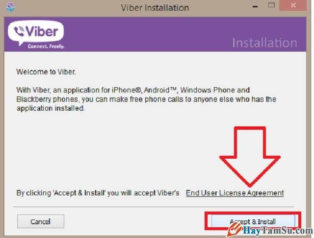 Hình 5 - Cách cài đặt Skype, Line, Viber trên máy tính