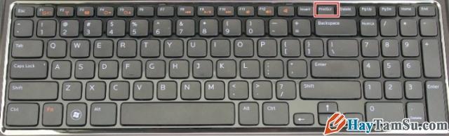 Hình 2 - Cách chụp màn hình cho máy để bàn, laptop và PC