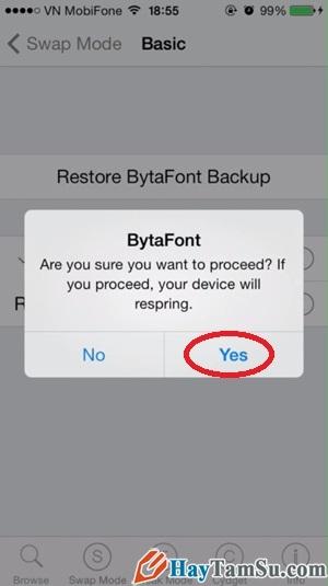 Hình 6 - Hướng dẫn tải font chữ cho iPhone, iPad