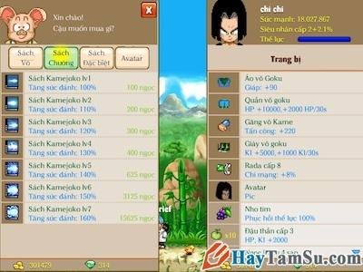 Hình 5 - Giới thiệu game Ngọc rồng online miễn phí