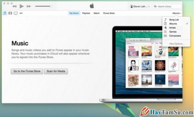 Hướng dẫn tạo nhạc chuông cho iOS nhờ phần mềm iTunes + Hình 3