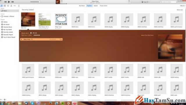 Hướng dẫn tạo nhạc chuông cho iOS nhờ phần mềm iTunes + Hình 4