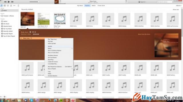 Hướng dẫn tạo nhạc chuông cho iOS nhờ phần mềm iTunes + Hình 5