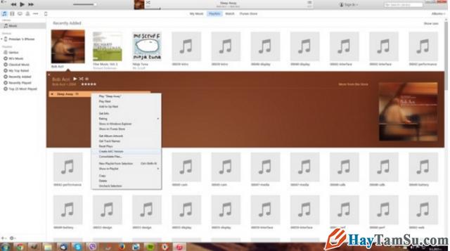 Hướng dẫn tạo nhạc chuông cho iOS nhờ phần mềm iTunes + Hình 7