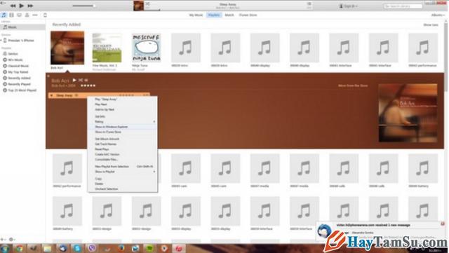 Hướng dẫn tạo nhạc chuông cho iOS nhờ phần mềm iTunes + Hình 8
