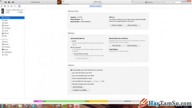 Hướng dẫn tạo nhạc chuông cho iOS nhờ phần mềm iTunes + Hình 12