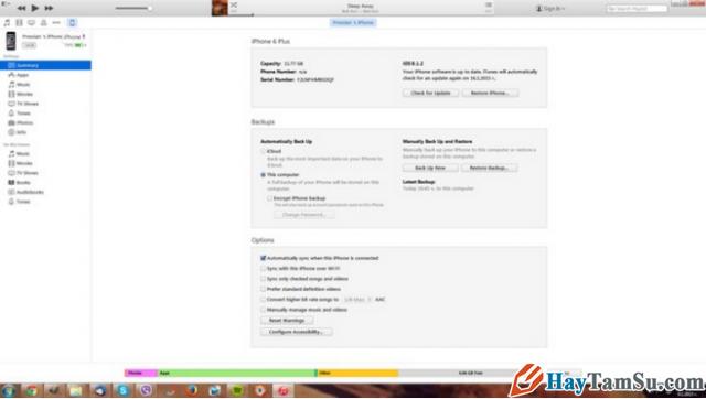 Hướng dẫn tạo nhạc chuông cho iOS nhờ phần mềm iTunes + Hình 13