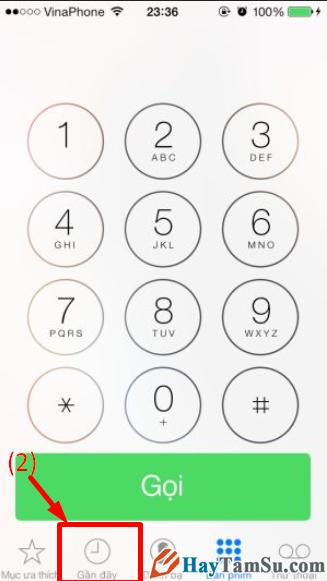 Cách chặn, block số điện thoại làm thường xuyên làm phiền trên iPhone, iPad + Hình 4