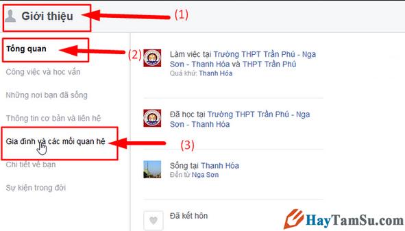 Hướng dẫn chuyển trạng thái đã Ly Thân trên mạng xã hội Facebook + Hình 4