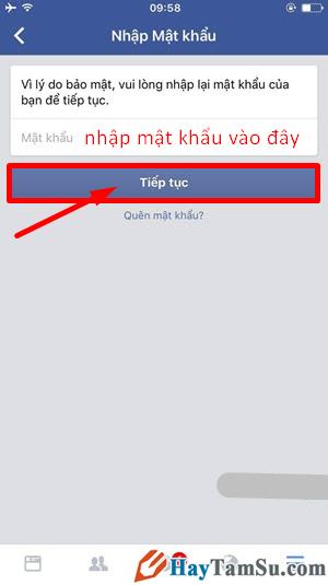 Cách xóa tài khoản Facebook vĩnh viễn trên thiết bị di động + Hình 11