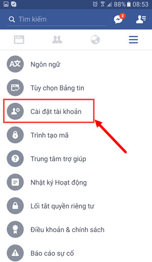 Cách xóa tài khoản Facebook vĩnh viễn trên thiết bị di động + Hình 14