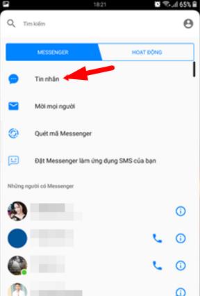 Những lỗi thường gặp trên facebook Messenger và cách khắc phục + Hình 6