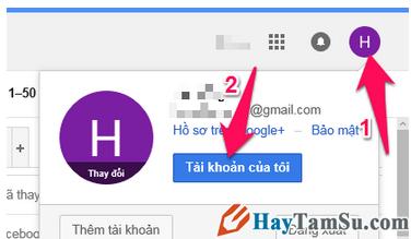 Hướng dẫn Thay đổi và Xóa số điện thoại khôi phục cho tài khoản Gmail + Hình 2