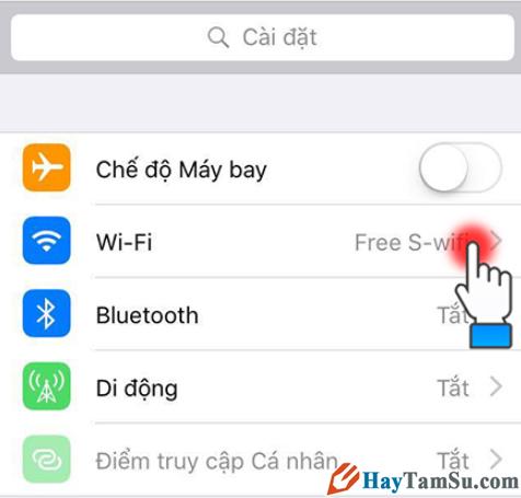 Cách khắc phục lỗi điện thoại iPhone, iPad không kết nối được với Wifi + Hình 8