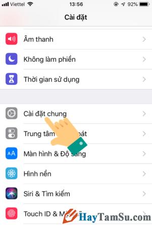 Hướng dẫn bạn cách chụp ảnh màn hình trên thiết bị iPhone XS, iPhone XR & XS Max + Hình 4