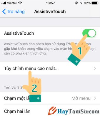 Hướng dẫn bạn cách chụp ảnh màn hình trên thiết bị iPhone XS, iPhone XR & XS Max + Hình 6