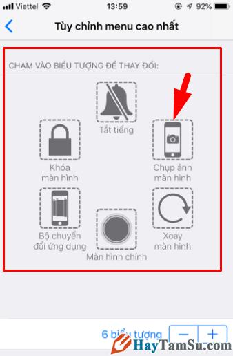 Hướng dẫn bạn cách chụp ảnh màn hình trên thiết bị iPhone XS, iPhone XR & XS Max + Hình 7