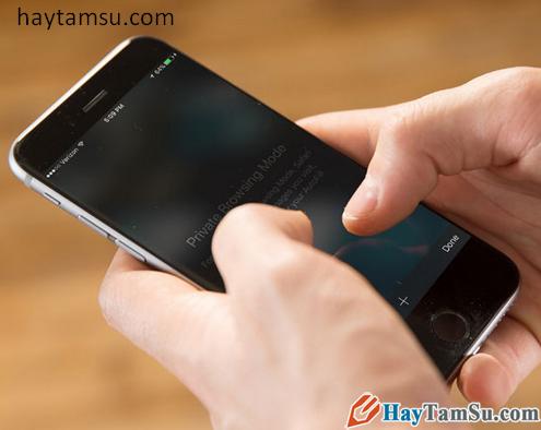 Hướng dẫn mở tab ẩn danh trên điện thoại iPhone, iPad + Hình 2