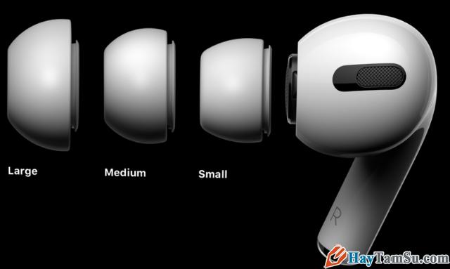 Apple chính thức ra mắt tai nghe AirPods Pro với giá 5,8 triệu VNĐ + Hình 6