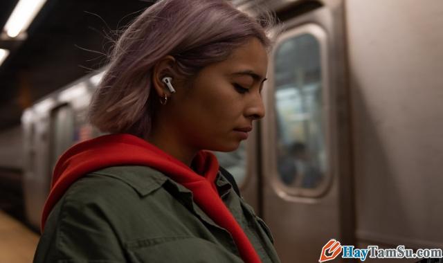 Apple chính thức ra mắt tai nghe AirPods Pro với giá 5,8 triệu VNĐ + Hình 10