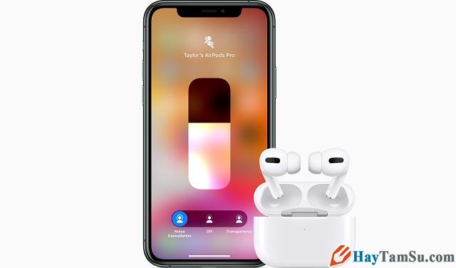 Apple chính thức ra mắt tai nghe AirPods Pro với giá 5,8 triệu VNĐ + Hình 13