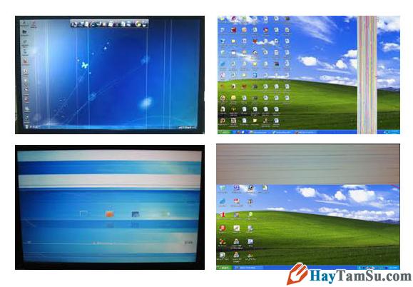 Màn hình laptop bị sọc dọc, ngang: Nguyên nhân và cách Khắc phục + Hình 2