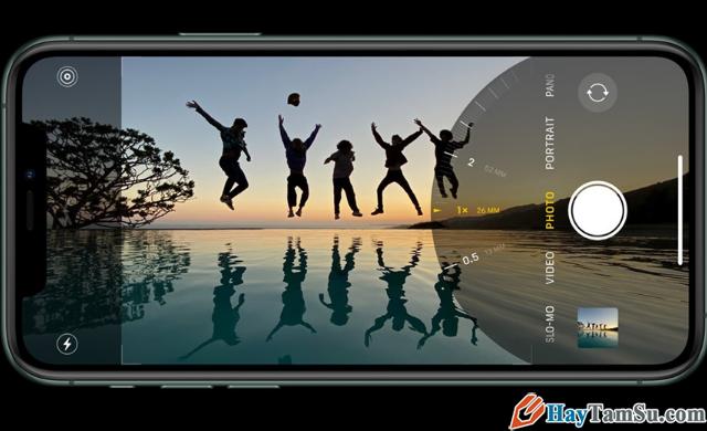 Đọ dáng Camera Samsung Galaxy Note 10+ và iPhone 11 Pro Max + Hình 8