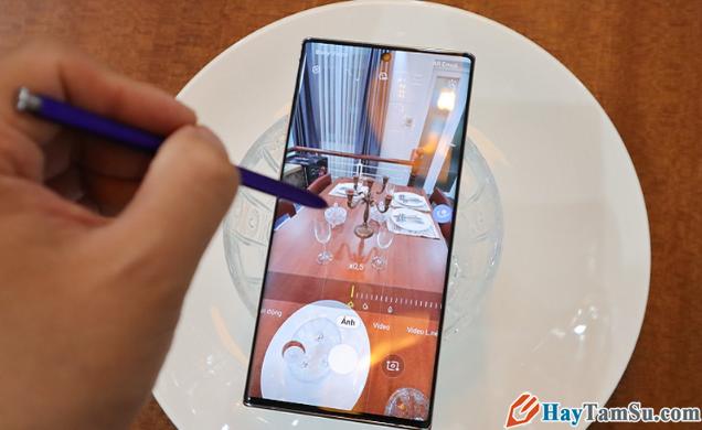 Đọ dáng Camera Samsung Galaxy Note 10+ và iPhone 11 Pro Max + Hình 9