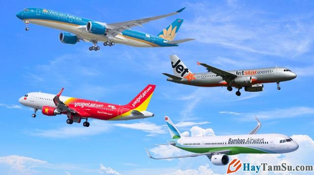 Kiểm tra thông tin chuyến bay Vietnam Airline, Vietjet, Jetstar, Bamboo Airways + Hình 2