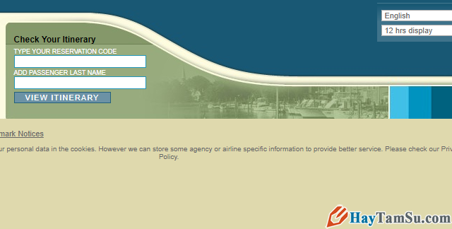 Kiểm tra thông tin chuyến bay Vietnam Airline, Vietjet, Jetstar, Bamboo Airways + Hình 8