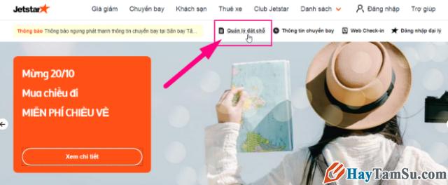 Kiểm tra thông tin chuyến bay Vietnam Airline, Vietjet, Jetstar, Bamboo Airways + Hình 11