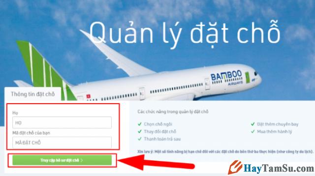 Kiểm tra thông tin chuyến bay Vietnam Airline, Vietjet, Jetstar, Bamboo Airways + Hình 14