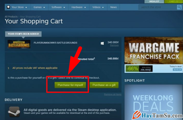 Hướng dẫn đăng ký tài khoản Steam mua game PUBG bản quyền + Hình 12