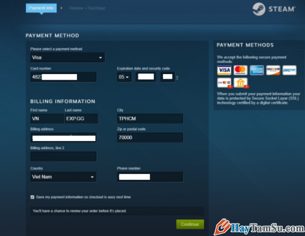 Hướng dẫn đăng ký tài khoản Steam mua game PUBG bản quyền + Hình 14