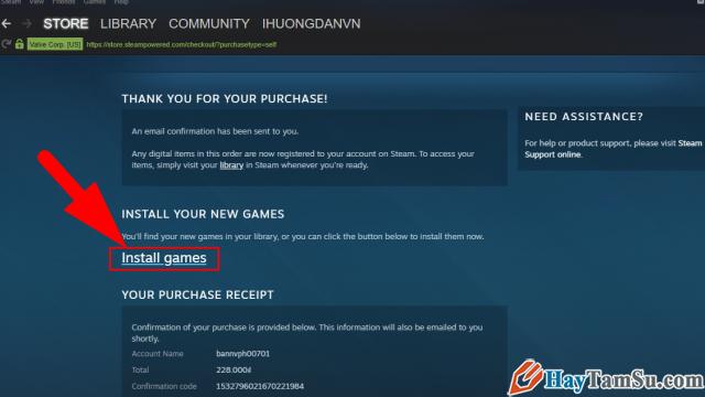 Hướng dẫn đăng ký tài khoản Steam mua game PUBG bản quyền + Hình 15