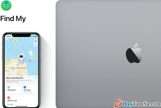 Hướng dẫn tìm Macbook, iPhone bị mất mà không cần internet + Hình 4