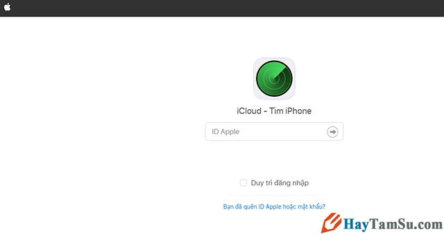 Hướng dẫn tìm Macbook, iPhone bị mất mà không cần internet + Hình 13