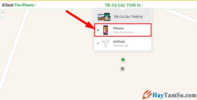 Hướng dẫn tìm Macbook, iPhone bị mất mà không cần internet + Hình 15