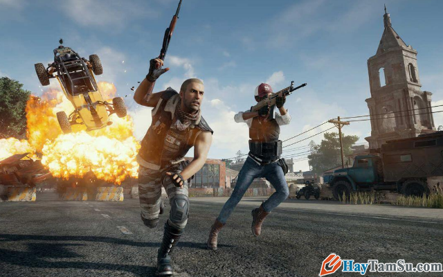 Top 4 thể loại game Battle Royale Mobile hay nhất năm 2019 + Hình 5