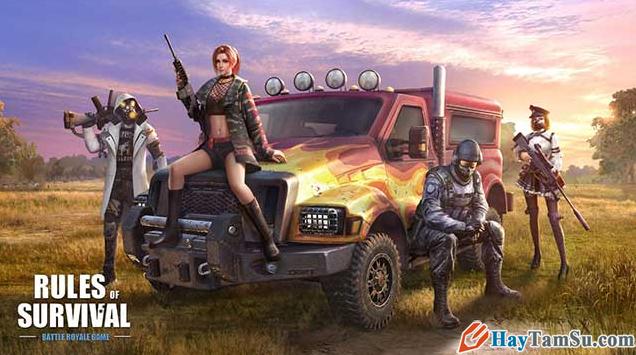 Top 4 thể loại game Battle Royale Mobile hay nhất năm 2019 + Hình 8