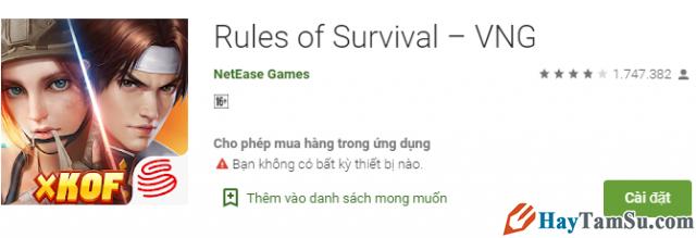 Top 4 thể loại game Battle Royale Mobile hay nhất năm 2019 + Hình 12