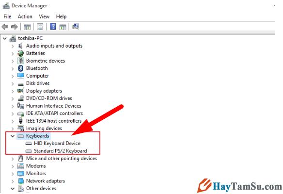 Hướng dẫn cách khóa nhanh bàn phím trong Windows 10 + Hình 4