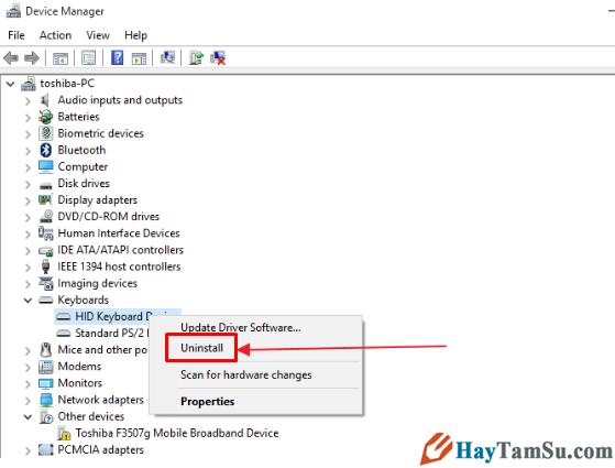 Hướng dẫn cách khóa nhanh bàn phím trong Windows 10 + Hình 5