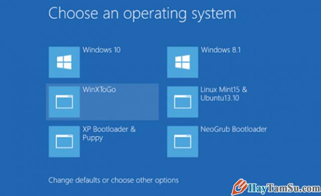 Cách thiết lập Win mặc định khi có 2 hệ điều hành chạy song song + Hình 2